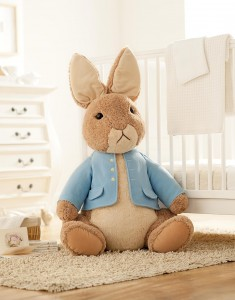 Enesco Peter Rabbit toy