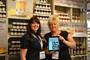 "Karen and Sue at Cottage Delight told us that taking orders on PixSell was a ""walk in the park""."