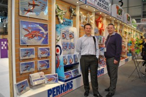 Nathan visited long-standing customers Perkins where Darren showed off their brand new RAF range.