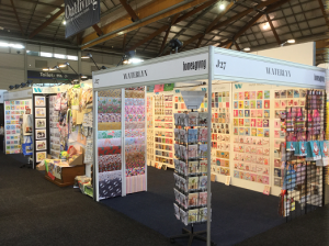 The Waterlyn Pty Ltd stand, where Peter met with Managing Director David Pursley, who is an advocate of PixSell.